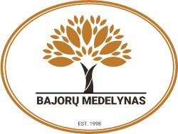 Bajorų medelynas logo